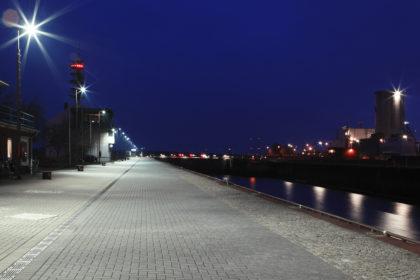 LEP-Beleuchtung (Foto: Frank Neßlage)