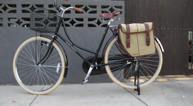 Deluxe Flying Pigeon w. Coaster Brake