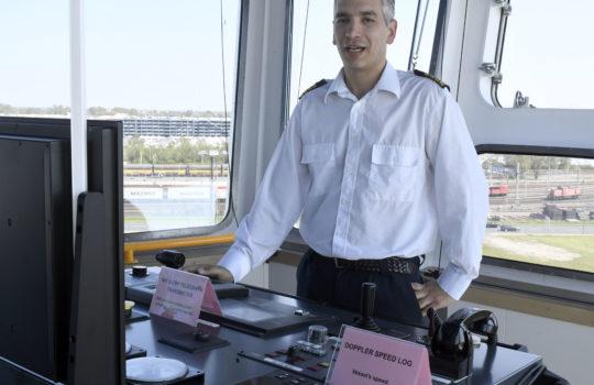 Kapitän Bruno Carvalho