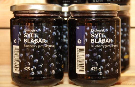 Ökologisch auch bei den Lebensmitteln: Bio-Marmelade als Hausmarke.