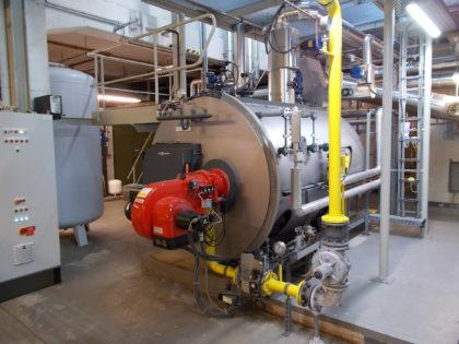 Dampfanlage 2015