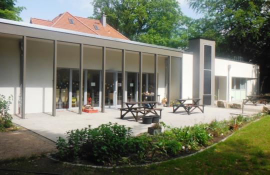 Villa Neubau