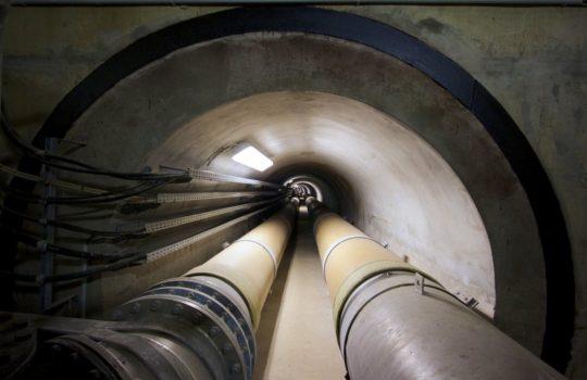 Saubere Sache: Die BEG hat das gesamte Kanalnetz mit einer Länge von 1400 Kilometern per Kamera kontrolliert und repariert Schäden sofort.  Foto: BEG