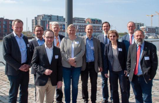Referenten und Organisatoren