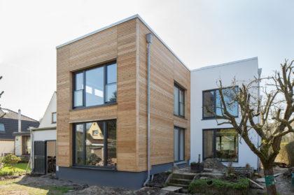 Vorbildlich sanierte Häuser in Bremerhaven – Foto: Lehmkühler