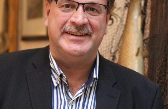 Ralf Forner, Geschäftsleiter von Transgourmet Seafood