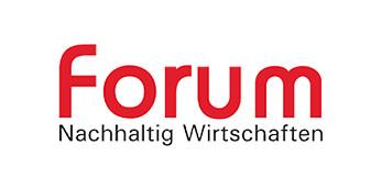 Logo Forum Nachhaltig Wirtschaften