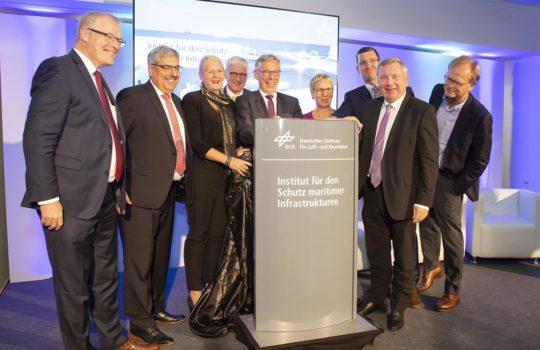 Institutseröffnung in Bremerhaven