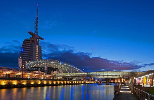 Der Windstammtisch 2018 im Klimahaus Bremerhaven