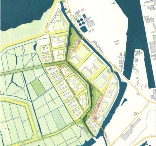 Vereint die Interessen von Umwelt, Mensch und Wirtschaft: das Green Economy Gewerbegebiet Lune-Delta