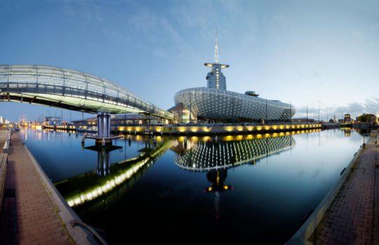 Klimahaus Bremerhaven 8° Ost