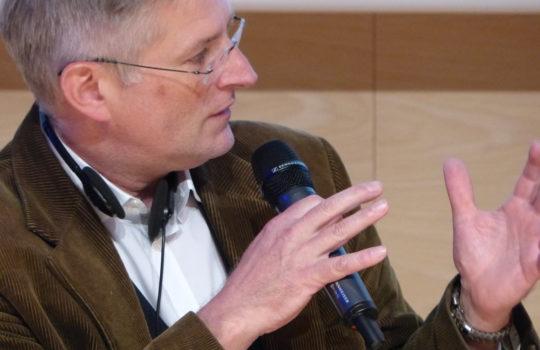 Till Scherzinger, Leiter des Bremerhavener Klimastadtbüros