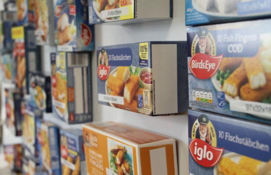 Jedes Gramm zählt: Verpackungen haben in der Materialeffizienz durch ihre  Menge in der Verarbeitung eine große Bedeutung. Foto: Helmut Stapel