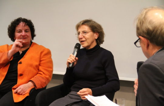 Sieht die nachhaltige Wirtschaft in Bremerhaven auf einem guten Weg: Annette Schimmel, BIS-Wirtschaftsförderung und Leiterin Green Economy Blog. Foto: Helmut Stapel