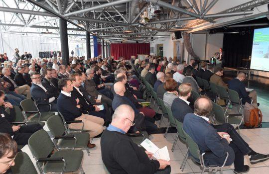 2. Wasserstoffsymposium am  6.11.19 / Foto: Scheer