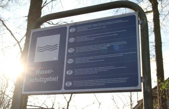 Wichtig für die Trinkwasser-Qualität am Wirtschaftsstandort: die Wasserschutzgebiete in und um Bremerhaven. Foto: Helmut Stapel