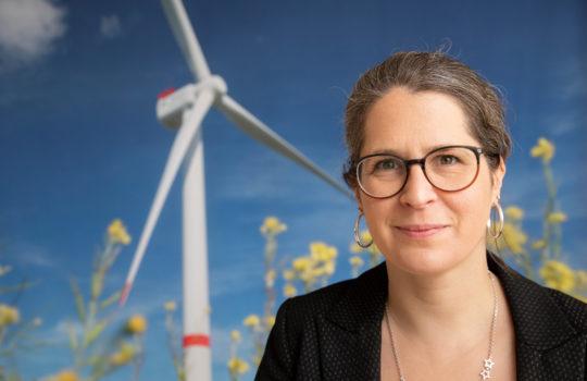 Nora Denecke, Fraunhofer IWES