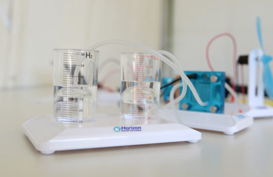 Elektrolyse im Labor
