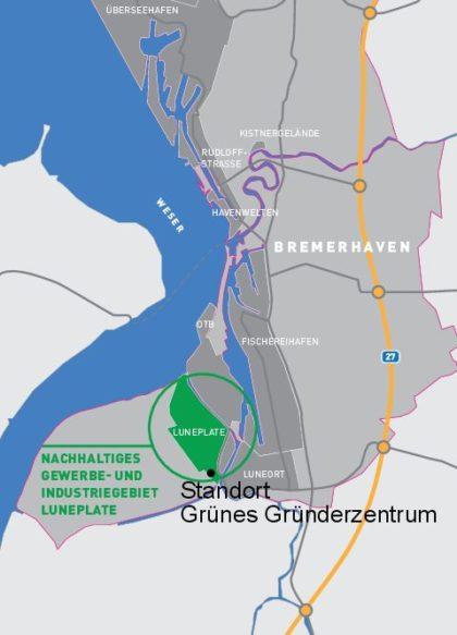 Standort Gründerzentrum