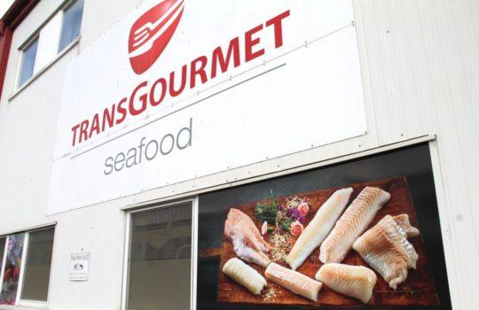 Schnittstelle für den Versand der Fischaktien-Fische: Transgourmet Seafood im Bremerhavener Fischereihafen. Foto: Helmut Stapel