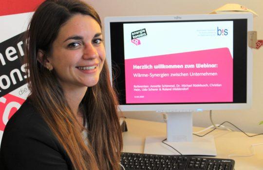 Stella Reulecke von energiekonsens