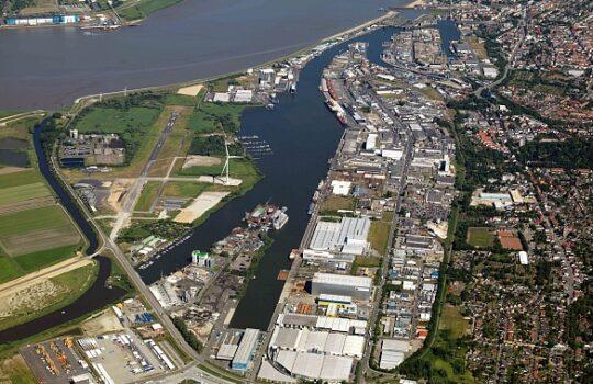 Auch im Fischereihafen kann CO2 einem Kreislauf zugeführt werden