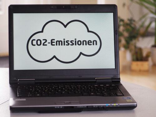 Emissionen Videokonferenzen