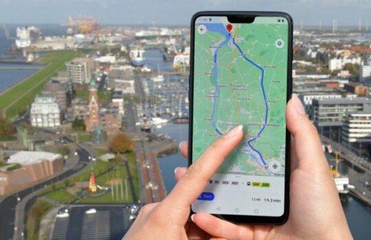 Moderne Apps können Fahrgemeinschaften unterstützen