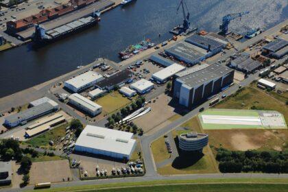 Fraunhofer IWES in Bremerhaven