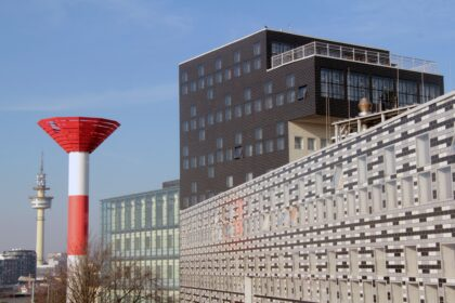 Der AWI Campus am Handelshafen