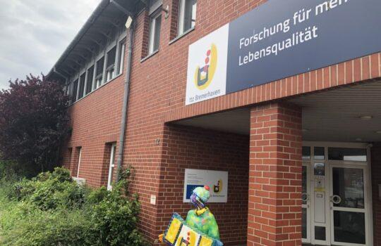 Forscht bereits seit 1989 am Einsatz von pflanzlichen Proteinen in der Nahrungsindustrie: das Technologie Transferzentrum im Bremerhavener Fischereihafen. Foto: Helmut Stapel