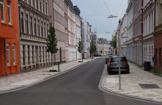 Kistnerstraße, Teil 2